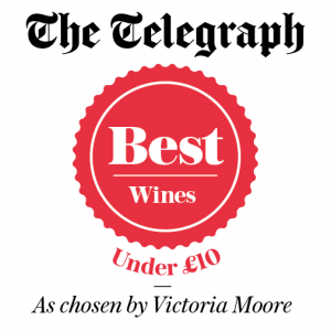 The Telegraph - Best Wines Under £10 As chosen by Victoria Moore
